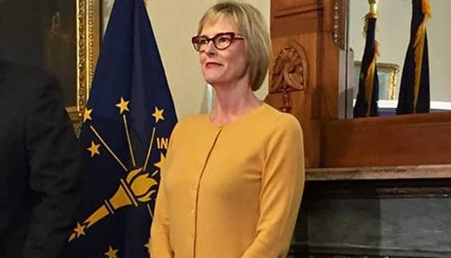 Lieutenant Governor Suzanne Crouch announced the grant recipients.