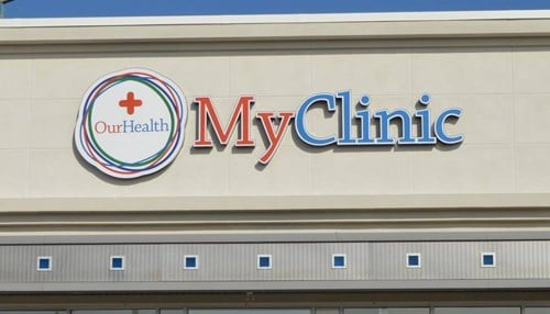 OurHealth's network of MyClinic locations could grow as a result of a $37 million round of funding.