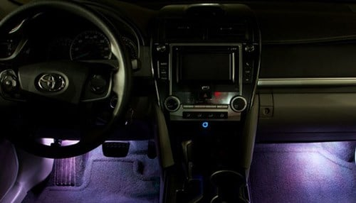 The facility will product automotive accessories, including interior lighting products.