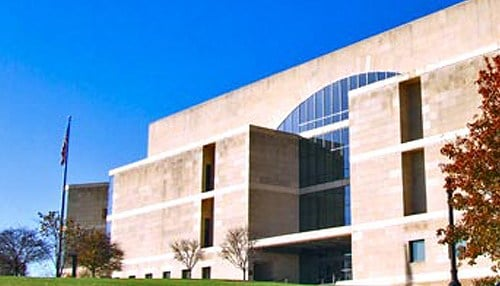 Image of the Hammond federal court building courtesy of the U.S. Federal Courts system.