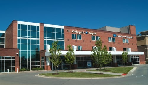 The Orthopedic Hospital of Lutheran Health Network will have a satellite office in the new facility.