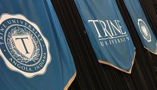 Trine already had a partnership to participate in programs in Athens, Greece.