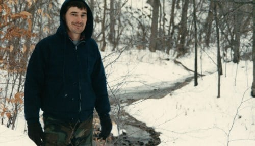 Joe McCurdy owns the land and donated the conservation easement.