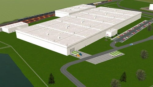 (Rendering of proposed Camden Recycling LLC facility)