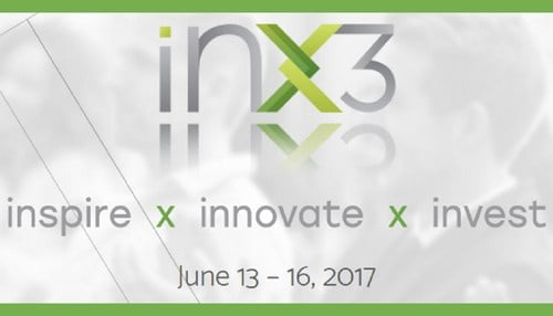 inX3 will be June 13-16 in Indianapolis.