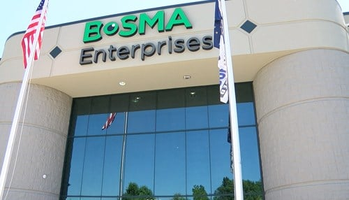 Bosma says it will work to place graduates of the training program in two-month internships with local businesses.