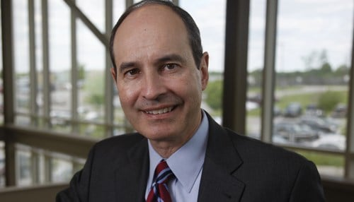 Bill Stephan serves as vice president for engagement at Indiana University.