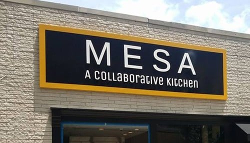 (Image courtesy of MESA, A Collaborative Kitchen)