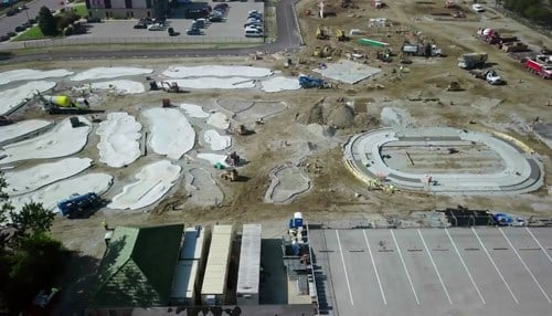 (Flyover image courtesy of The Children's Museum of Indianapolis)