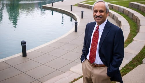 Shekhar heads research-related activities at the IU School of Medicine.