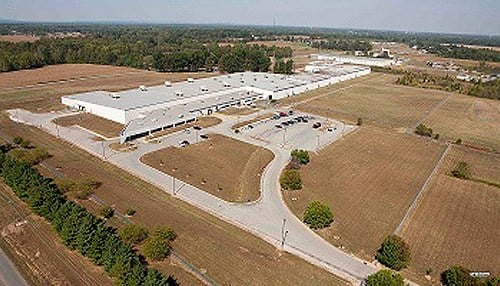 (Image of the Scottsburg facility courtesy of Tokusen U.S.A. Inc.)