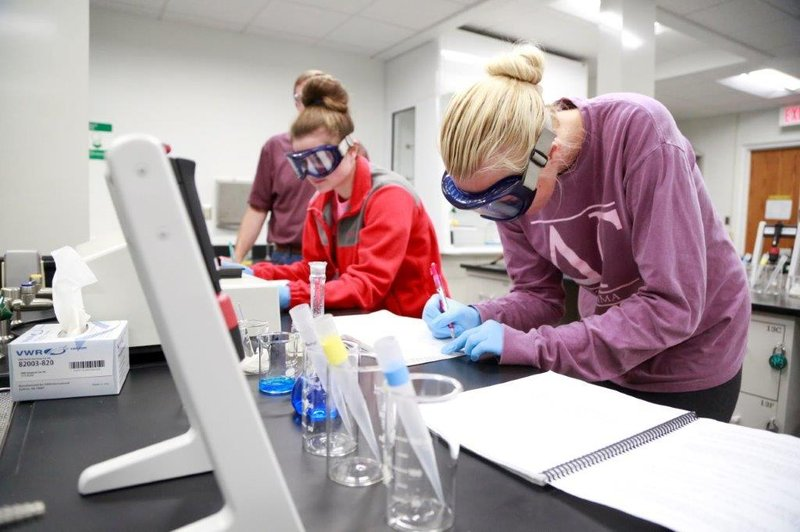 The $5 million gift is the springboard for a three-phase, $90 million project to overhaul Butler's science facilities.