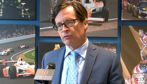 Doug Boles is president of the Indianapolis Motor Speedway.