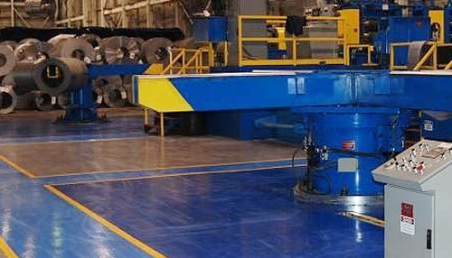 Alliance Steel is currently based in Bedford Park, Illinois, which is outside of Chicago.