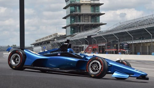 (photo courtesy INDYCAR)