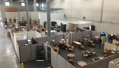 Go Electric is located at the Purdue Polytechnic Anderson facility in the Flagship Enterprise Center..