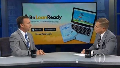BeLoanReady co-founder Brock Rauch (pictured left) was featured with Dr. K (pictured right) on The INnovators.