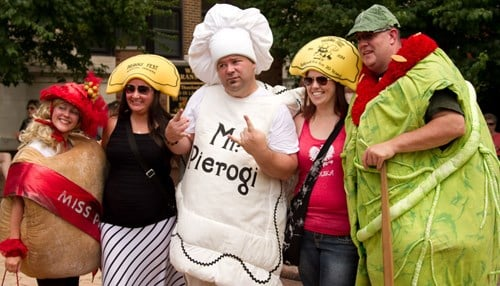 (Image courtesy of the Pierogi Festival)