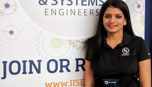 Chitralekha Beniwal is a business systems analyst with Lippert Components.