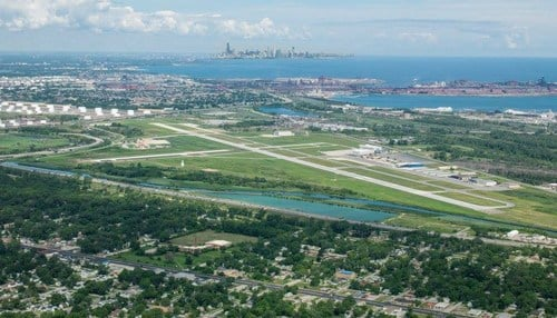 (Image courtesy of Gary/Chicago International Airport)