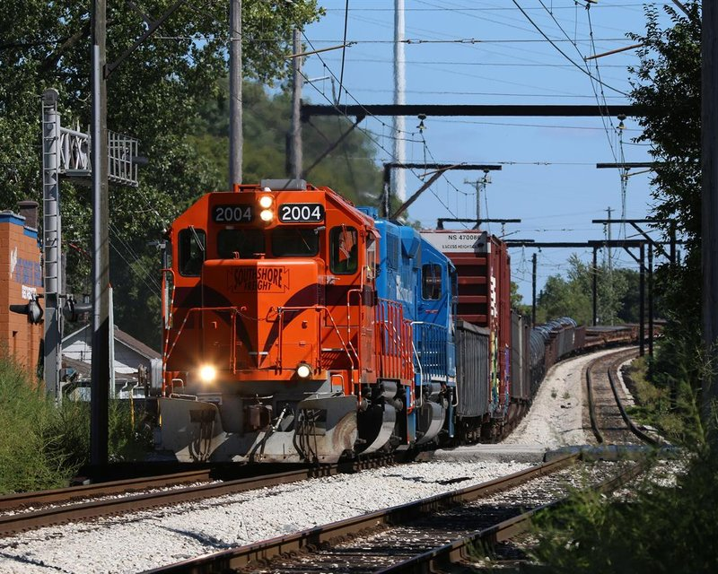 CSS expects its freight business to grow about 25 percent in the next 20 years.