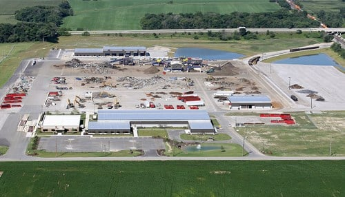 MetalX is headquartered in Waterloo, Indiana.