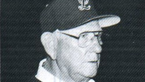 (Image of Harry Bradway courtesy of Lafayette Colt Tournaments Inc.)