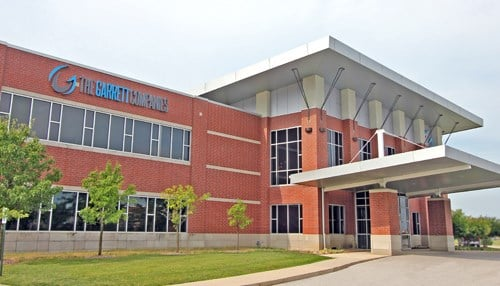 The Garrett Companies is number one this year among Indiana companies on the Inc. 5000.