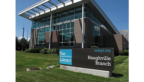 The job fair is set for Thursday from 1:00-5:00 p.m. at the Haughville Branch Library.