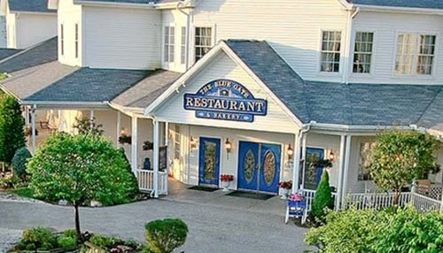 Blue Gate Hospitality hosts more than half of a million visitors every year.