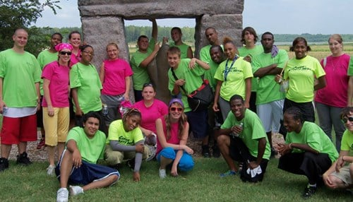 YouthBuild's network includes 260 urban and rural programs in 46 states.