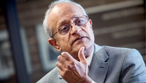 Sonny Ramaswamy will be one of the featured speakers. (photo courtesy AgriNovus Indiana)