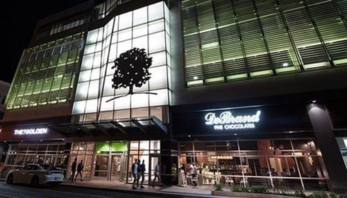 Four DeBrand Fine Chocolates locations are among the dozens of restaurants participating.