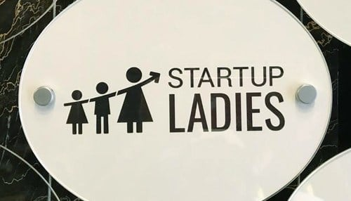 The Startup Ladies launched in 2014.