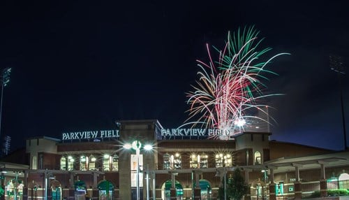 (Image courtesy of Parkview Field)
