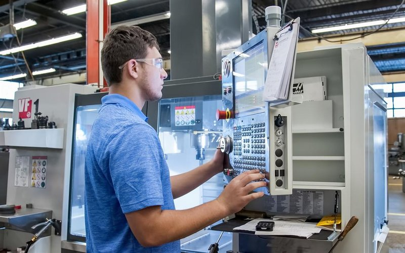Conexus says students who earn the credentials will be prepared to begin middle-skill careers in advanced manufacturing immediately after high school.