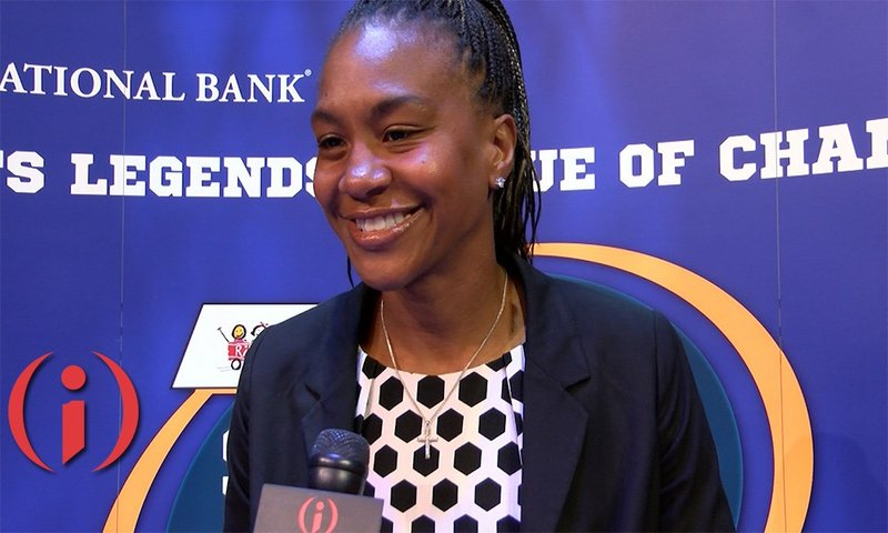 Tamika Catchings set for Franklin College commencement speech