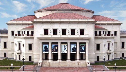 (Image of the Center for the Performing Arts courtesy of the city of Carmel.)