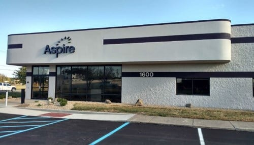 Aspire Indiana recently opened its new location in Lebanon. (photo courtesy Aspire Indiana)