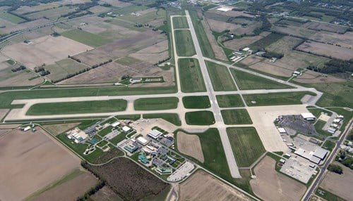 (photo courtesy Terre Haute Regional Airport)