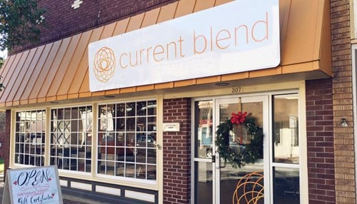 The competition was co-sponsored by Current Blend in Huntingburg.