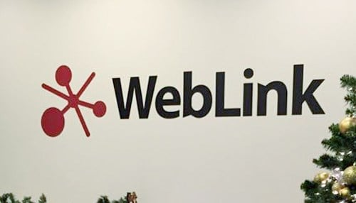 WebLink was founded in 1996.