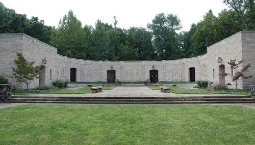 The Lincoln Boyhood National Memorial was voted Best Historic Destination.