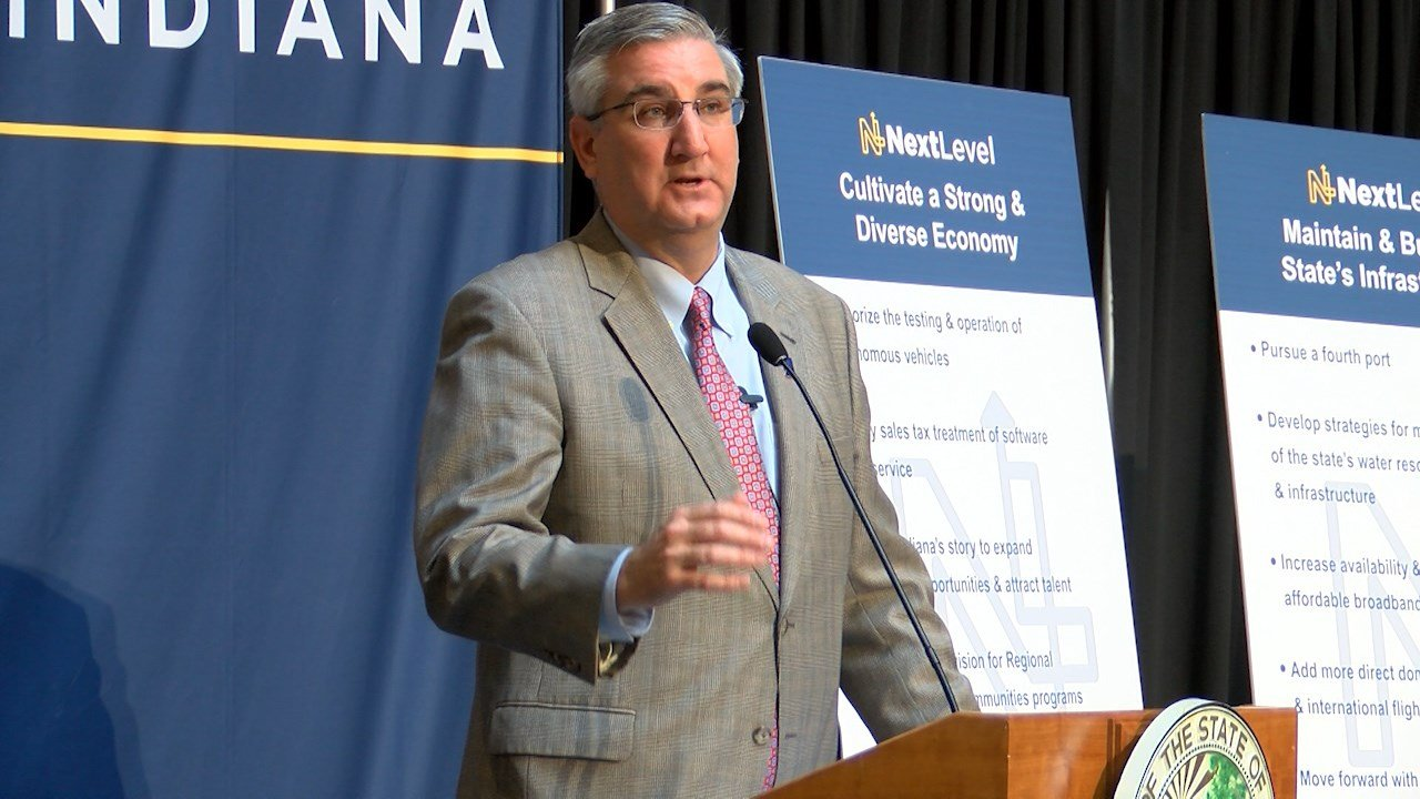 The policy, part of Holcomb's 2018 Next Level Agenda, takes effect January 1, 2018.