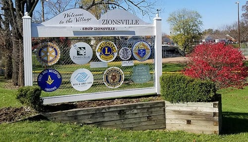 Zionsville has consistently ranked among the safest cities in Indiana on a number of lists.
