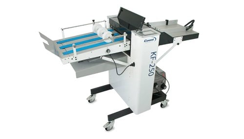 Martin Yale manufactures, among other things, equipment for the print finishing market.