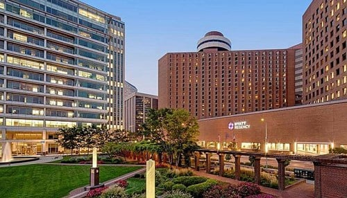 (Image courtesy of Hyatt.) The event will be held at the Hyatt Regency in downtown Indianapolis.