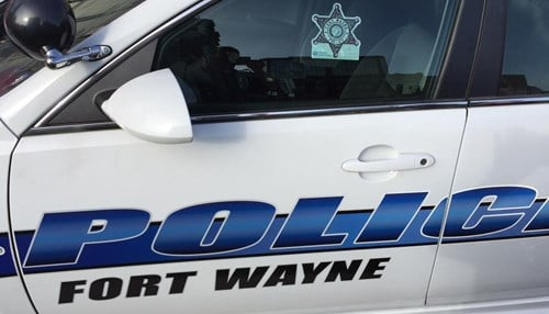 (Image courtesy of the Fort Wayne Police Department.)