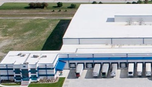 The company's current facility covers 200,000 square feet in the Lebanon Business Park.