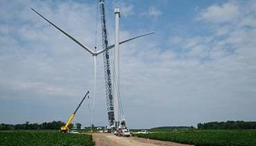 (Image of construction courtesy of NextEra Energy Resources.)